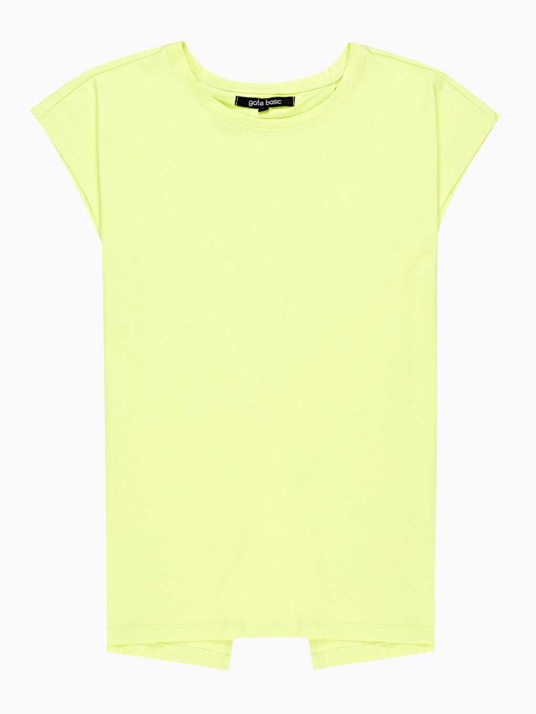 Tričko s rozparkem