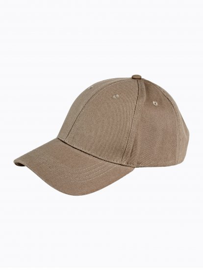 BASIC COTTON SNAPBACK