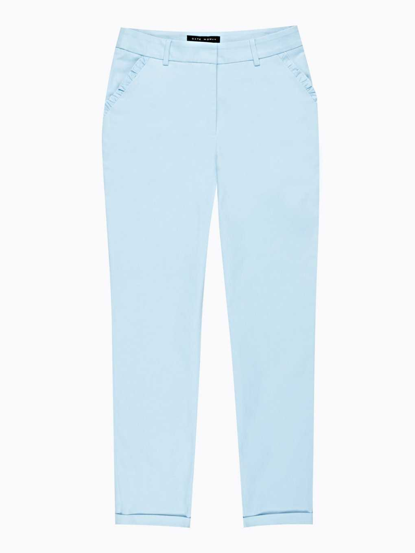 Strečové kalhoty chino