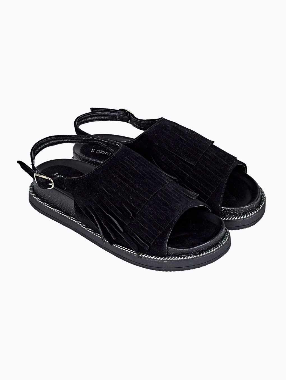 Sandále se střapci