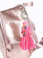 Key ring with tassel