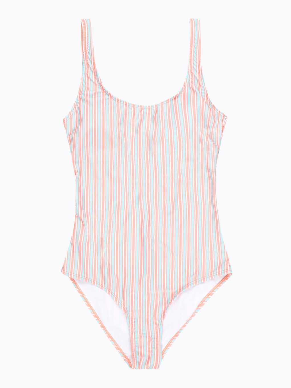 Candy stripes swimsuit