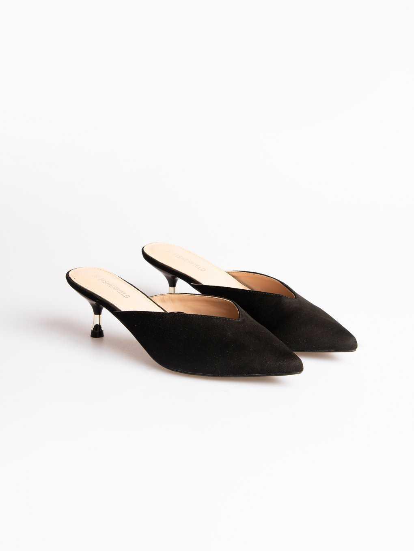 Mid heel slides
