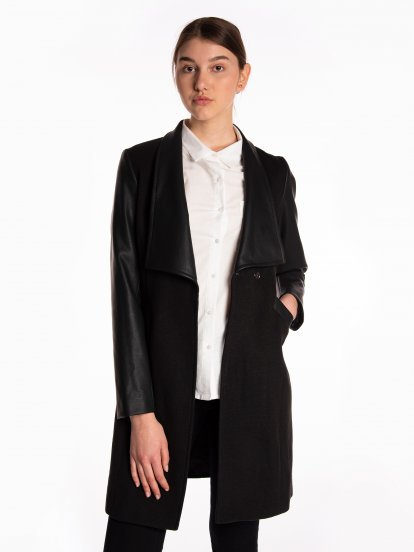 Combined coat