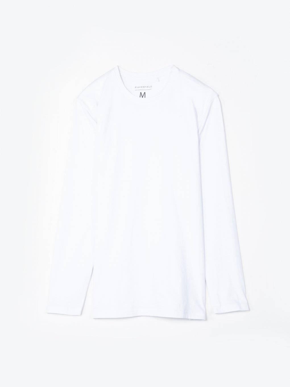 Basic jersey long sleeve t-shirt