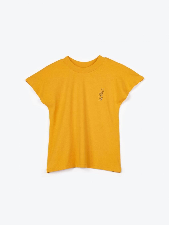 Tričko s krátkym rukávom a potlačou