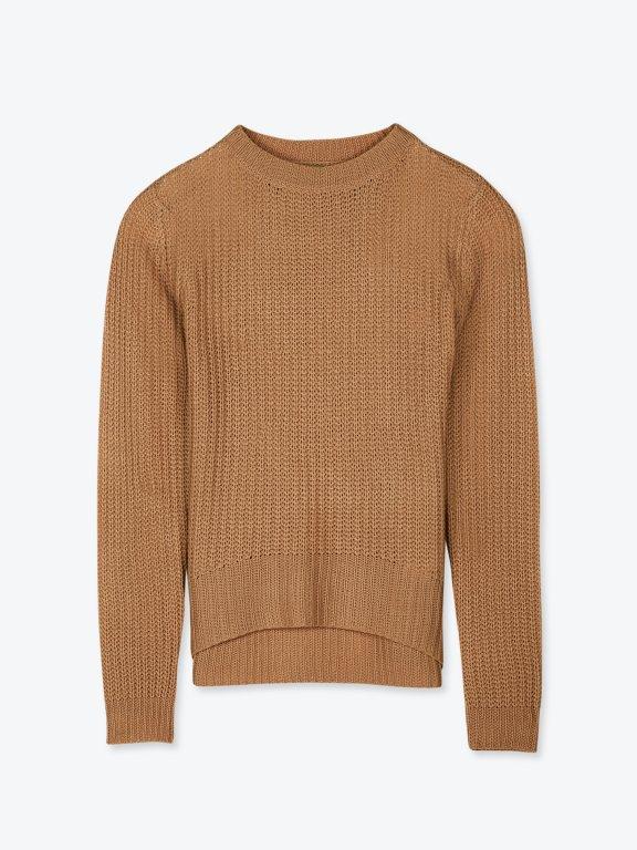 Plain pullover
