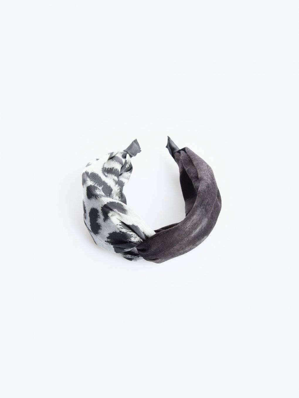 Opaska do włosów z nadrukiem zwierzęcym