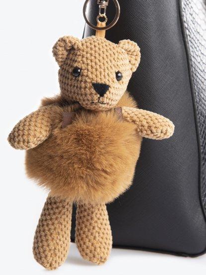 Kľúčenka medvedík