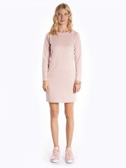 Comfy dress with pocket