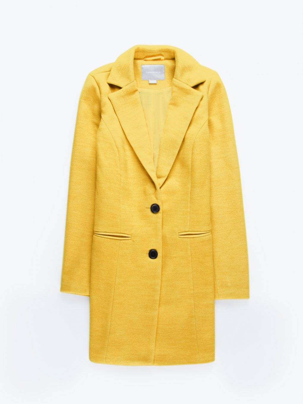 Basic blazer coat