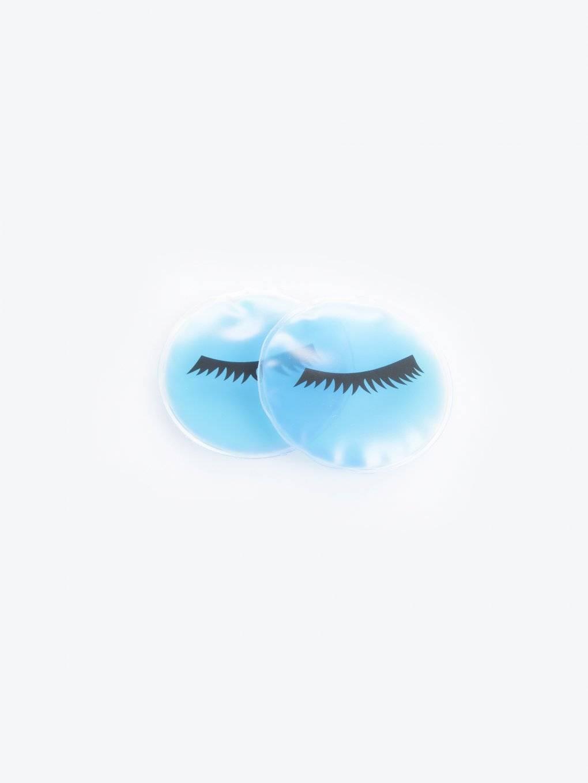 Cooling gel sleeping mask