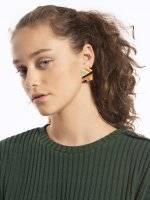 Colourfull earrings