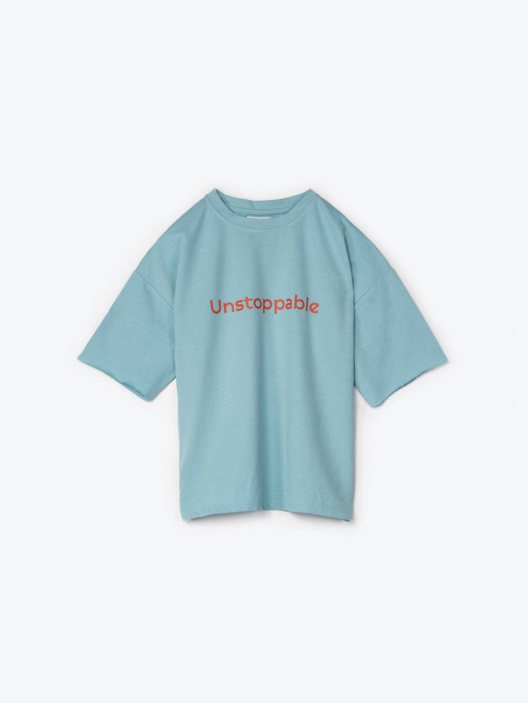 Boyfriend t-shirt with print