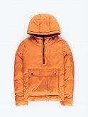 Vatovaná bunda s kapucí