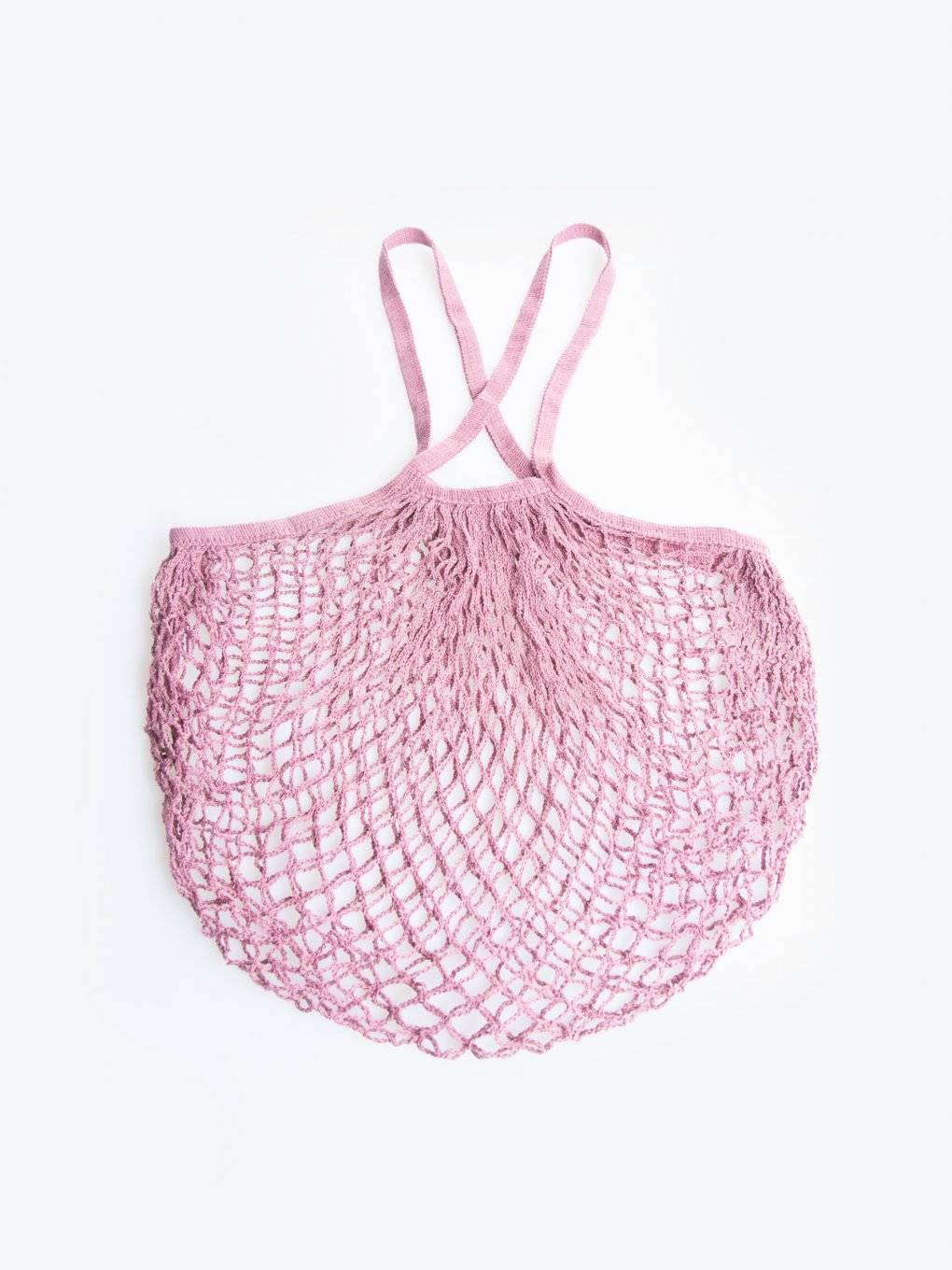 Fish net shopping bag