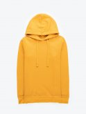 Hoodie with snap buttons