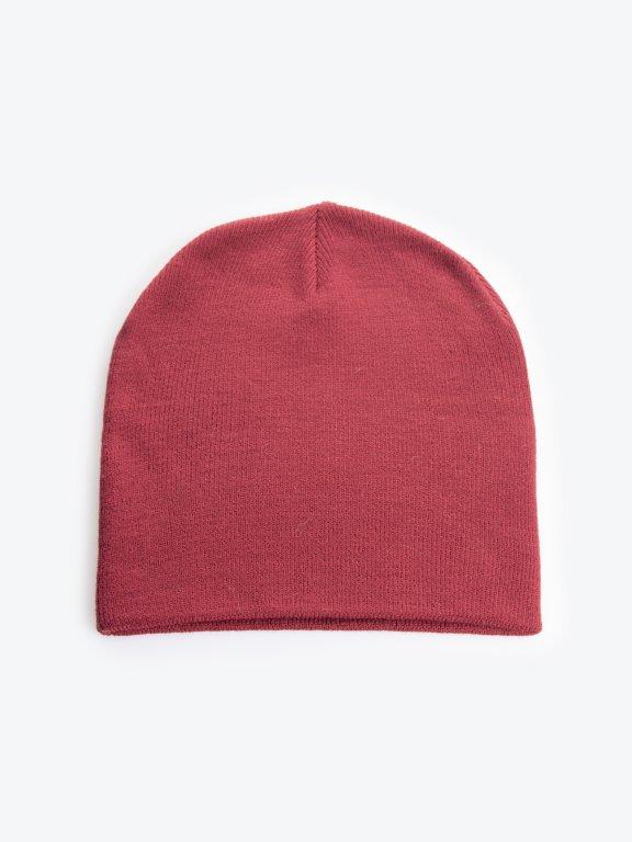 Jednoduchá čepice