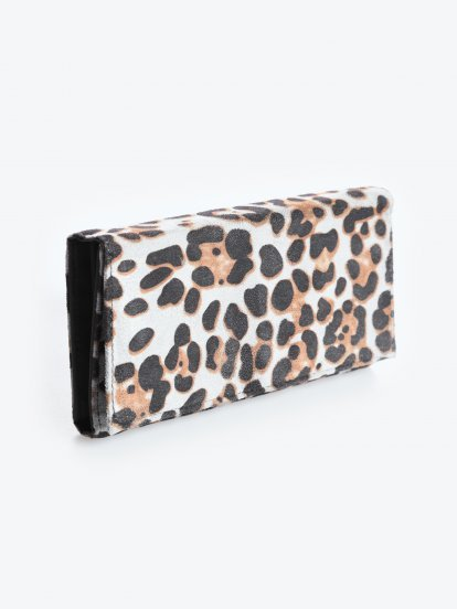 Peňaženka so zvieracím motívom