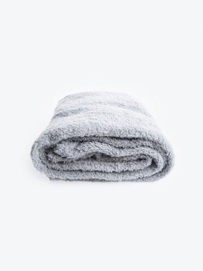 Fluffy blanket