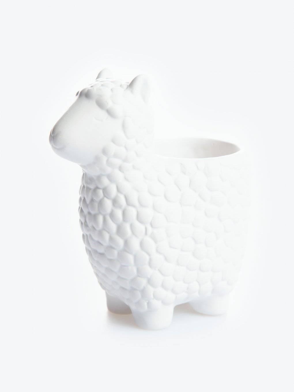 Sheep flower pot