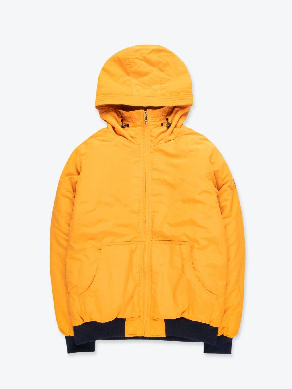 Watowana kurtka z pluszową podszewką