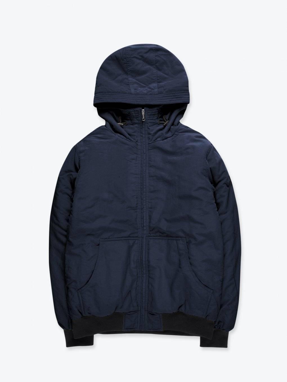 Vatovaná bunda s plyšovou podšívkou