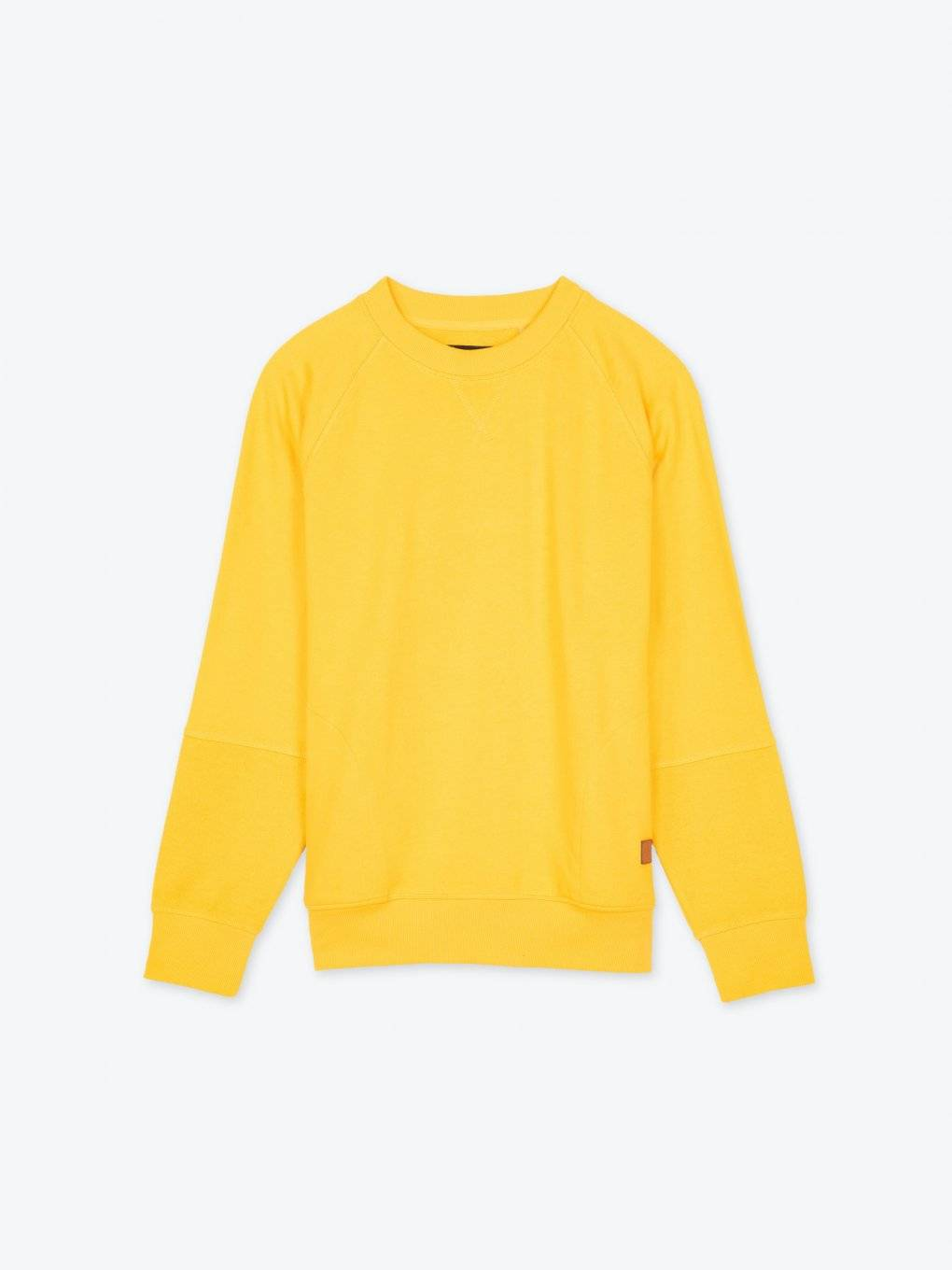 Basic raglan sleeve sweatshirt