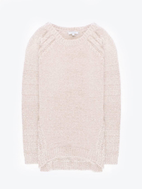 Ženilkový svetr