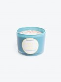 Moroccan red cinnamon scented candle