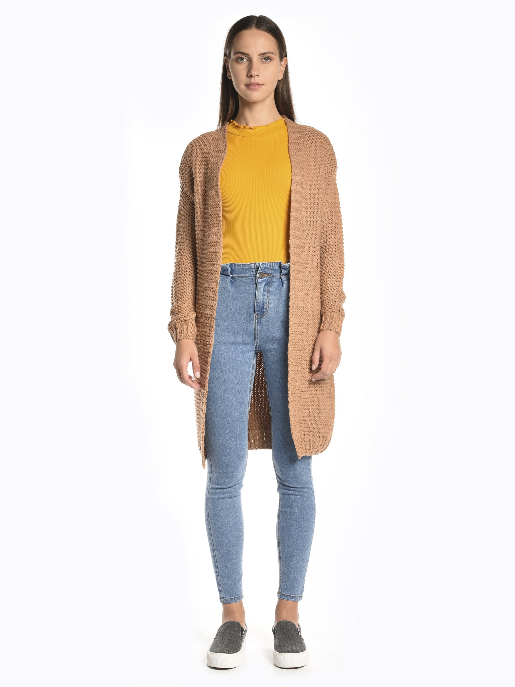 9,98 €, | Longline cardigan