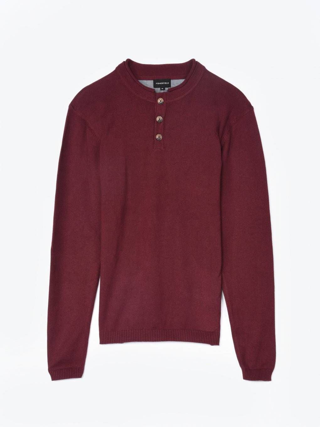 Jumper with buttons