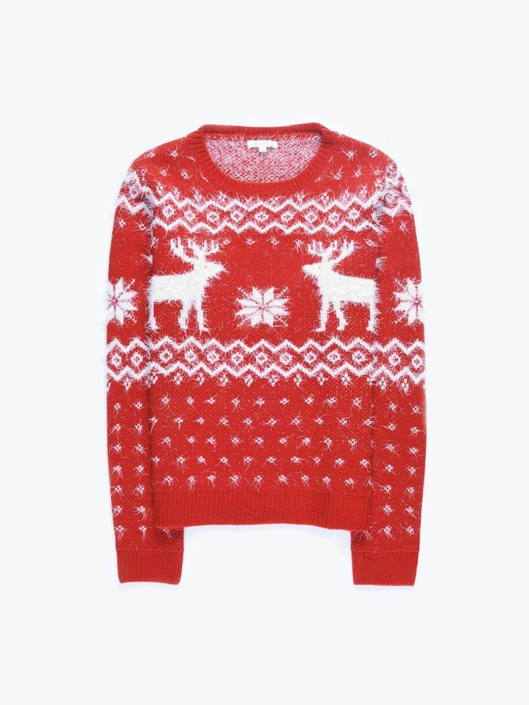 Vánoční svetr