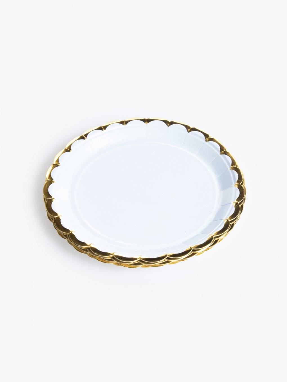 Paper plates (10pcs)