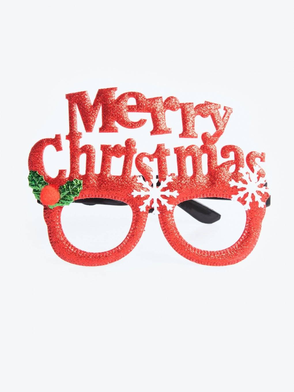 Vánoční brýle