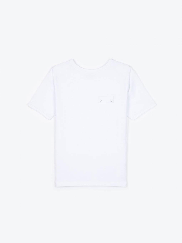 Jednoduché tričko s krátkym rukávom