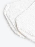 Exfoliating bath cloth