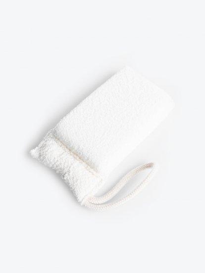 Peeling sponge