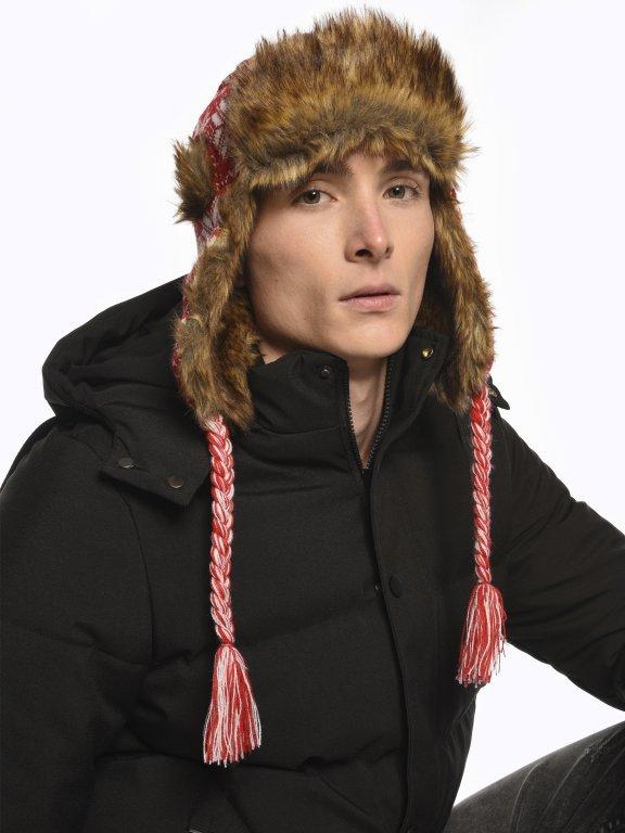 Christmas ear hat