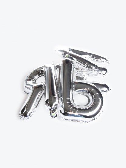 """Nafukovacie balóny """"happy birthday"""""""