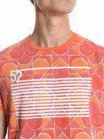 All over printed tee