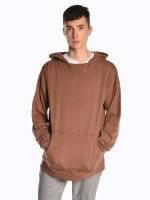 Loose fit hoodie