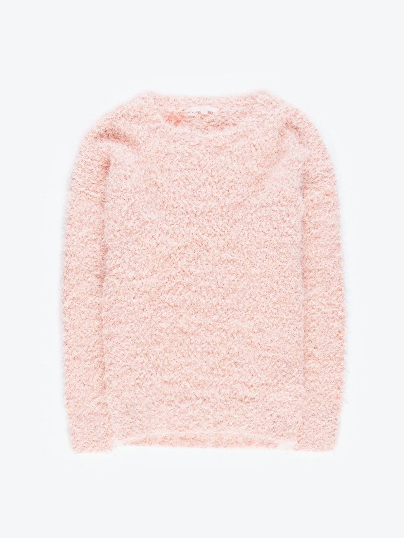 Chlupatý svetr