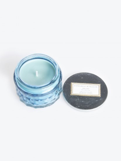 Rainforest bungallow scented candle