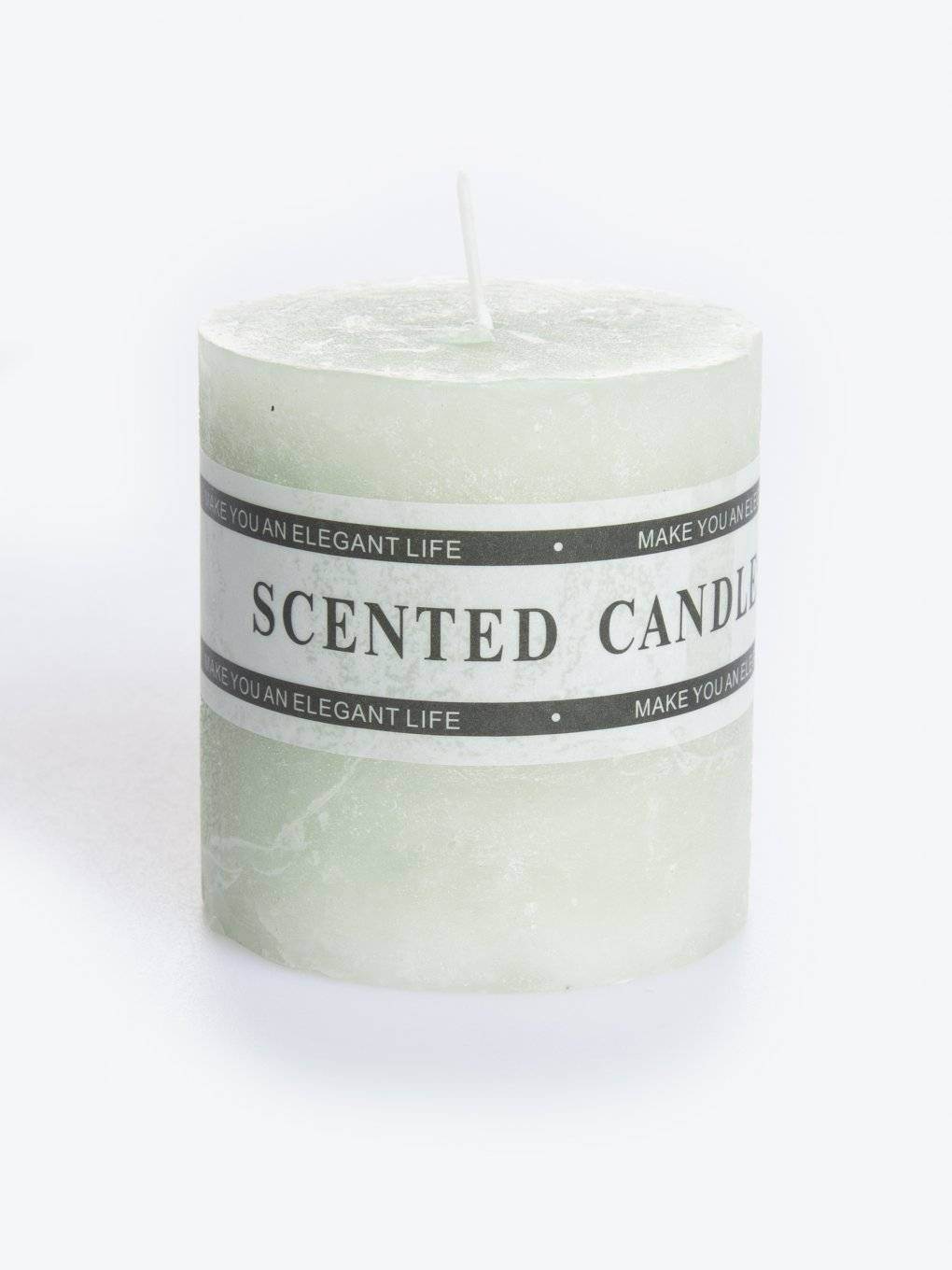 Melon scented candle