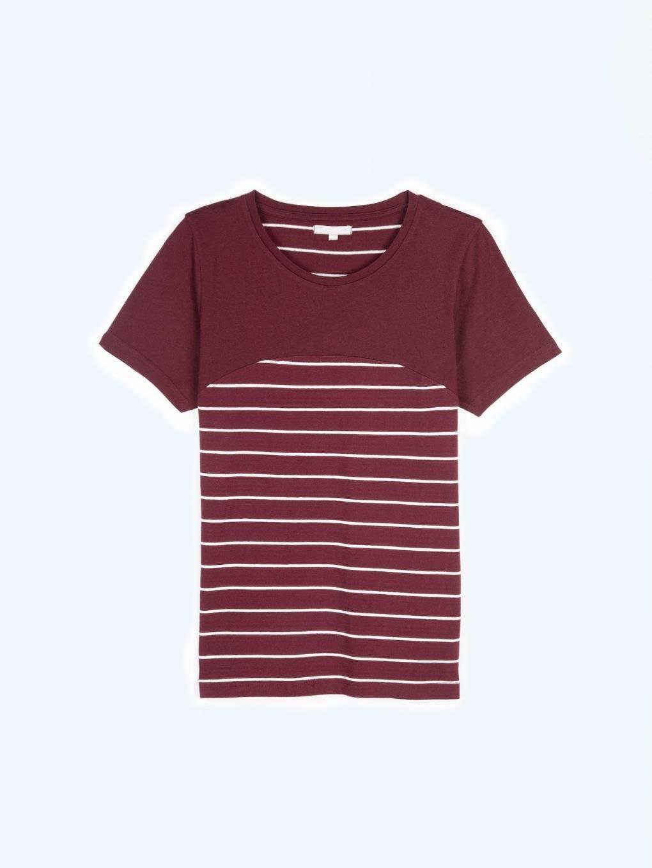 Prúžkované tričko