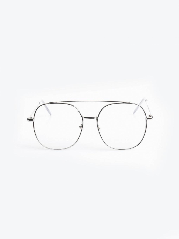 Imidžové brýle s čirými skly