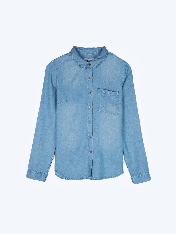 Košeľa z lyocelu