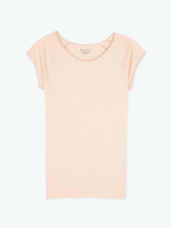 Základné džersejové tričko s krátkym rukávom