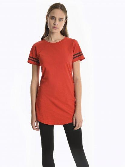 Basic varsity t-shirt